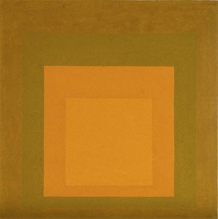 Josef Albers 'Homage to a Square' 1965